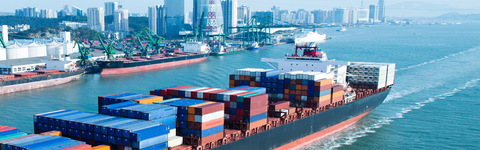 Shipping services | Shipping Worldwide | Shipping Containers